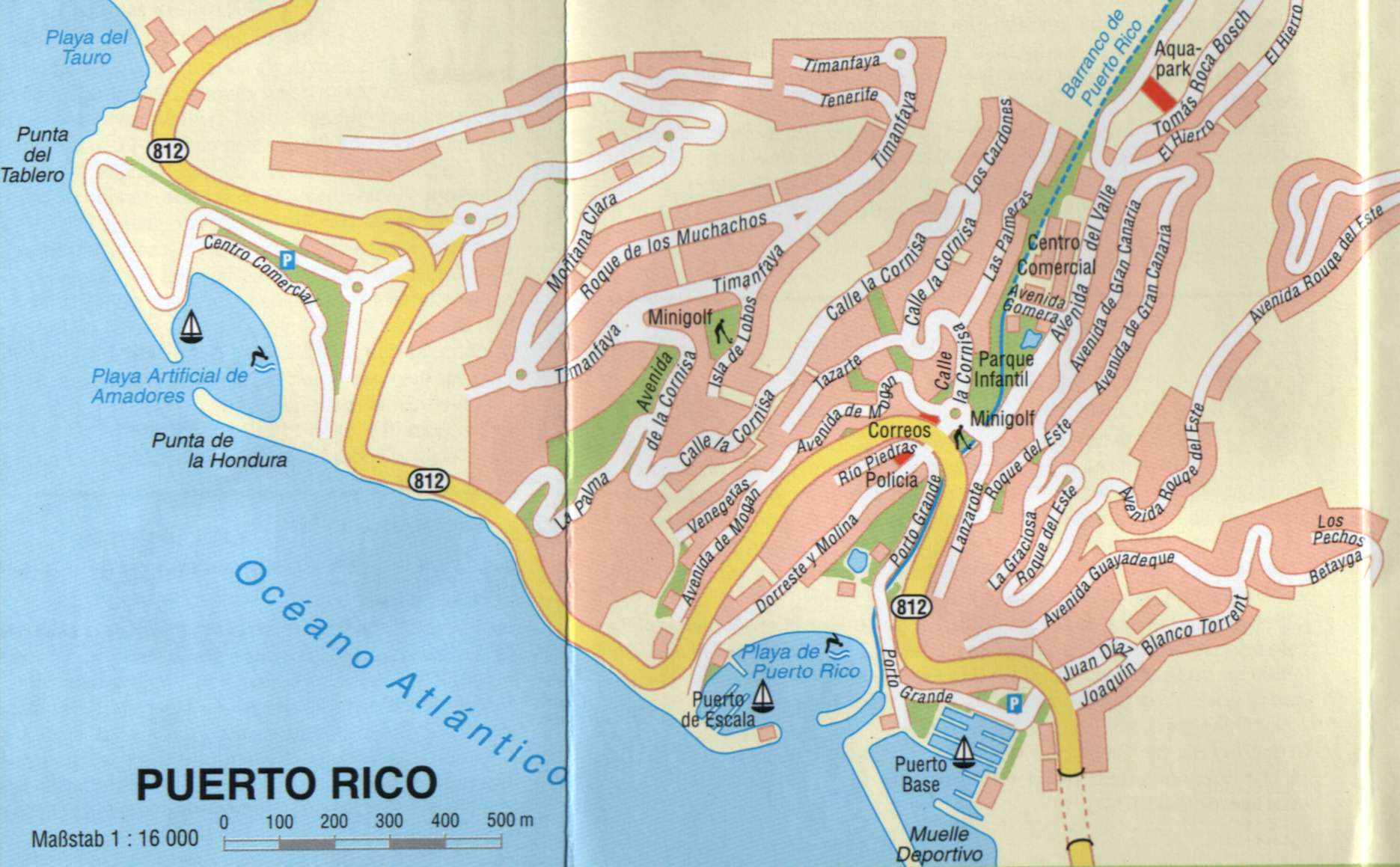 Puerto Rico Gran Canaria Info About Gran Canaria Canary Island